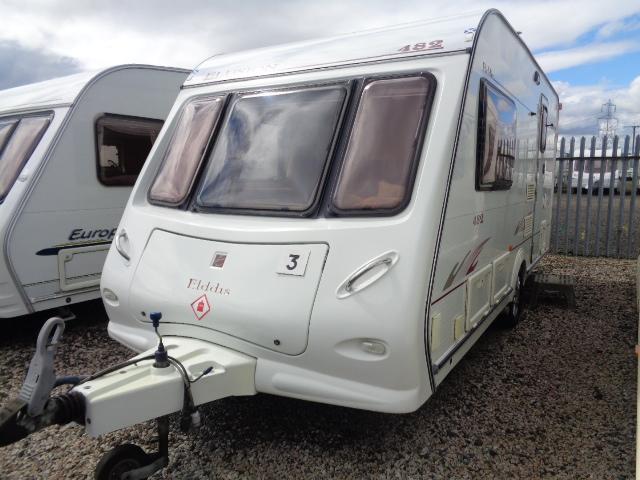 Caravan No. 03 – 2006 Elddis Avante 482, 2 berth, £7,200