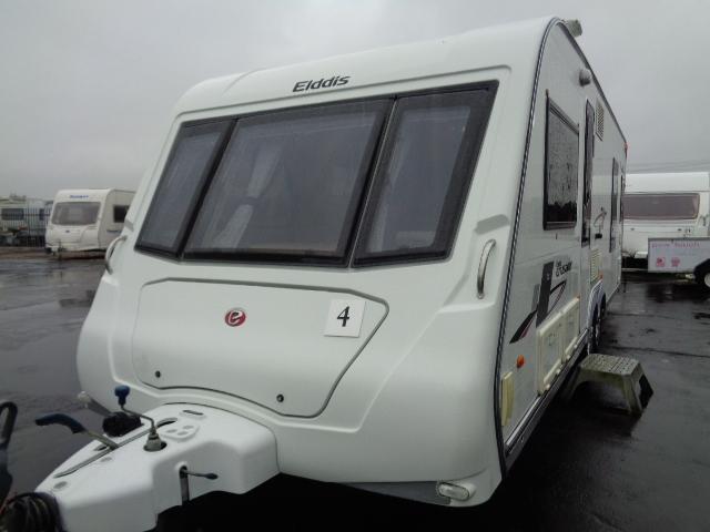 Caravan No. 04 – 2010 Elddis Crusader Super Sirocco T/A, 4 berth, £12,500 (RESERVED)