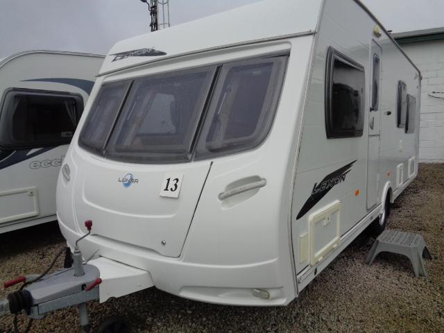 Caravan No. 13 – 2009 Lunar Lexon SB, 4 berth, £11,500