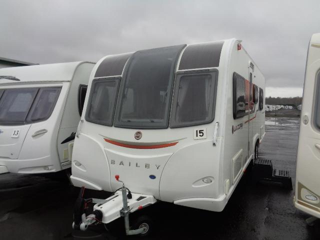 Caravan No. 15 – 2016 Bailey Unicorn Cordoba, 4 berth, £19,500