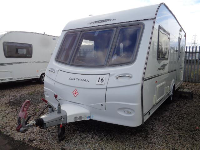 Caravan No. 16 – 2008 Coachman Pastiche 470, 2 berth, £8,500