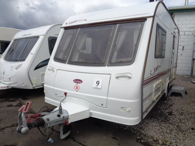 Caravan No. 09 – 2000 Coachman VIP 460/2, 2 berth, £4,600