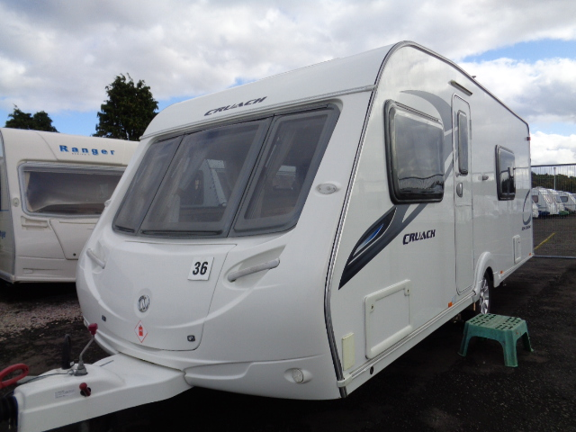 Caravan No. 36 – 2010 Sterling Cruach Ben Lomond, 4 berth, £11,800