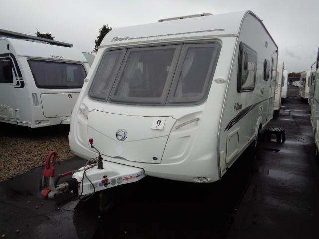 Caravan No. 09 – 2008 Swift Tiree T3A (Charisma 560), 4 berth, £8,900