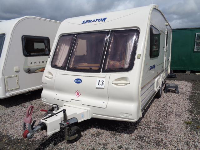 Caravan No. 13 – 2000 Bailey Senator Vermont, 2 berth £3,900