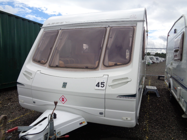Caravan No. 45 – 2004 Abbey Aventure 315, 2 berth, £5,500