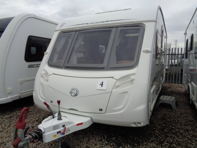 Caravan No. 04 – 2006 Swift Challenger 500, 4 berth, £8,200