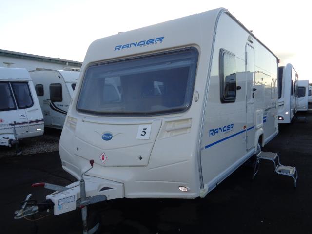 Caravan No. 05 – 2009 Bailey Ranger 460/4, 4 berth, £8,900