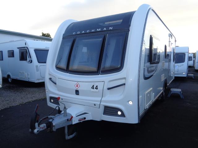 Caravan No. 44 – 2013 Coachman Pastiche 525/4, 4 berth, £14,500