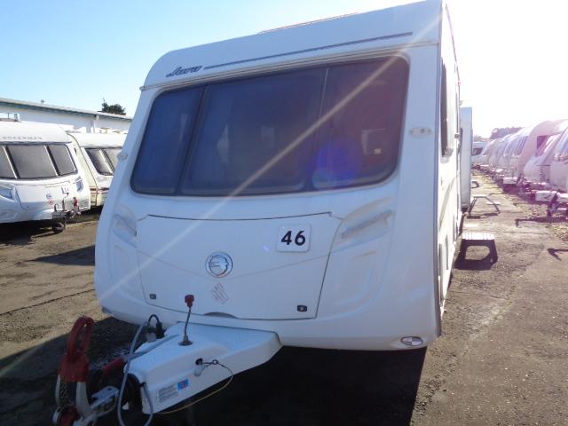 Caravan No. 46 – 2008 Swift Jura, 2 berth, £8,500