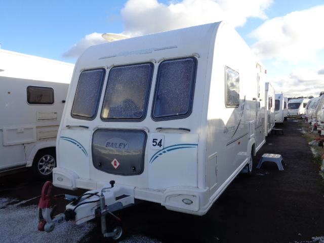 Caravan No. 54 – 2011 Bailey Olympus 462, 2 berth, £10,900