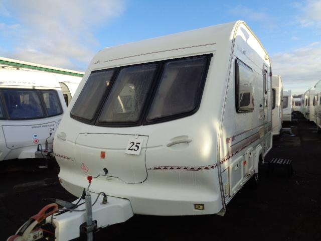 Caravan No 25 – 1999 Elddis Mistral, 2 berth, £2,900