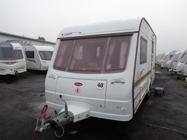 Caravan No. 48 – 2001 Coachman VIP 460/2, 2 berth, £3,900