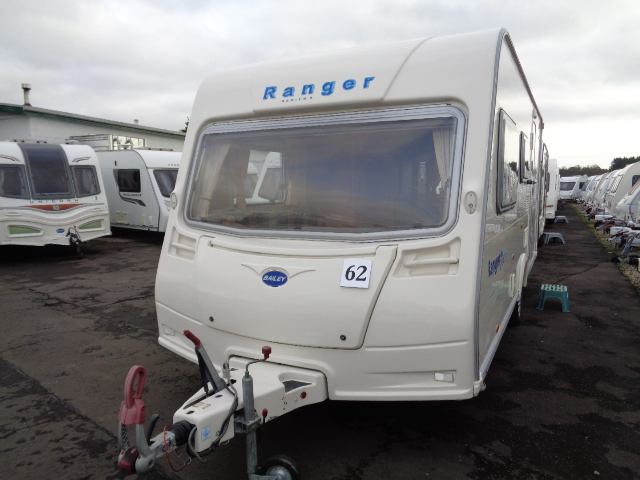 Caravan No. 62 – 2006 Bailey Ranger 500/5 5 berth, £6,800
