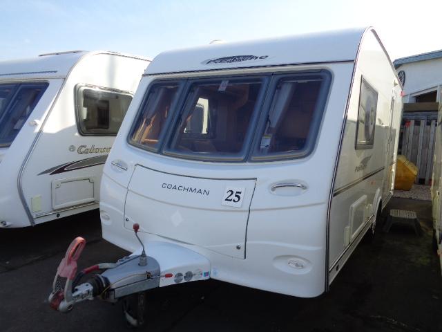 Caravan No. 25 – 2008 Coachman Pastiche 470/2, 2 berth, £6,900