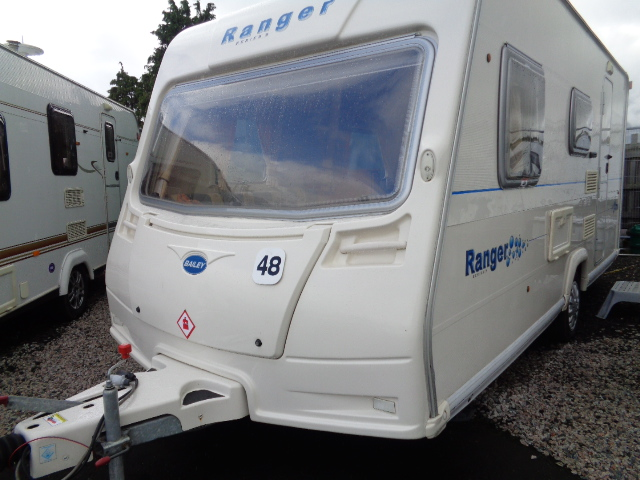 Caravan No. 48 – 2006 Bailey Ranger 470/4, 4 berth, £7,500