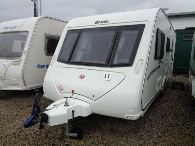 Caravan No. 11 – 2010 Elddis Avante 524, 4 berth, £10,500