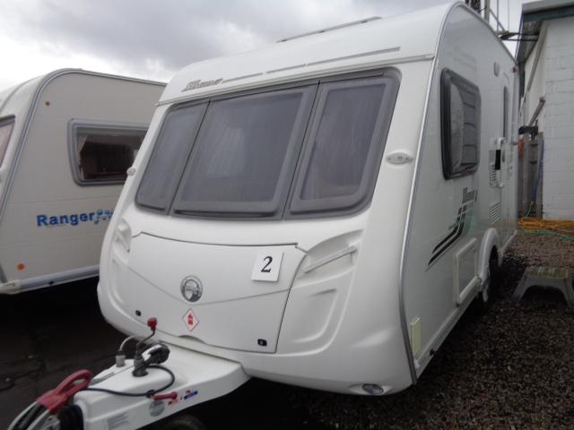 Caravan No. 02 – 2010 Swift Shuna Charisma 220, 2 berth, £9,300