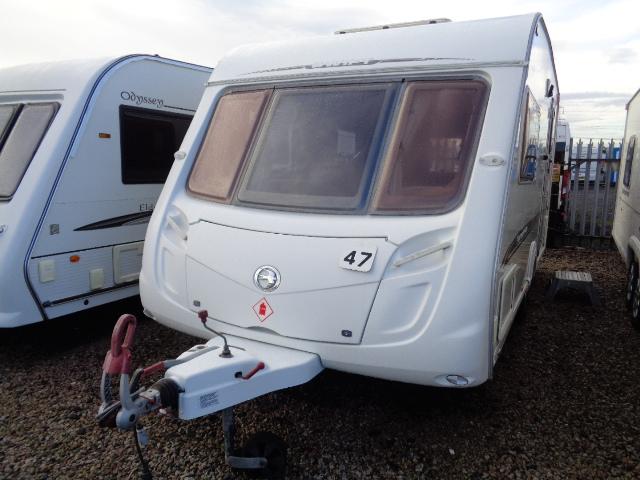 Caravan No. 47 – 2006 Swift Challenger 480/2, 2 berth, £5,800