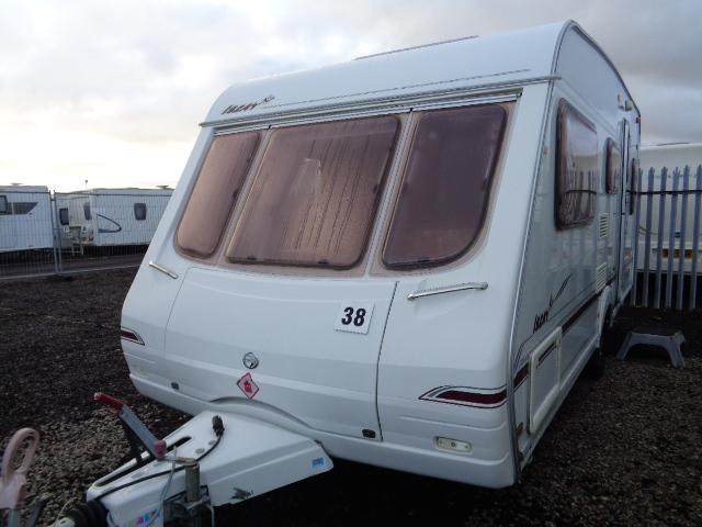 Caravan No. 38 – 2003 Swift Islay Charisma 540, 5 berth, £5,100