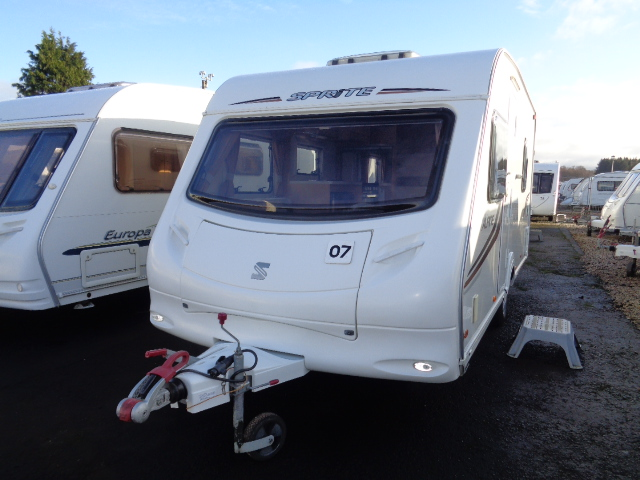 Caravan No. 07 – 2011 Sprite Alpine 4, 4 berth, £9,400