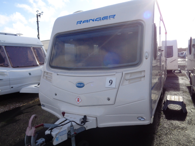 Caravan No. 09 – 2009 Bailey Ranger 460/4, 4 berth, £9,300