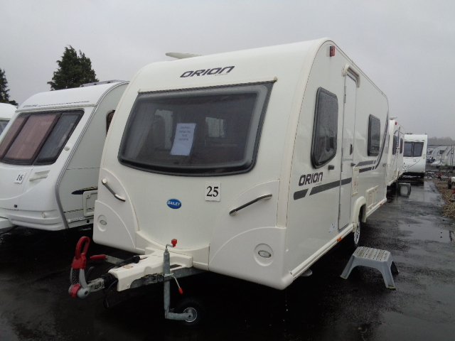 Caravan No. 25 – 2011 Bailey Orion 430-4, 4 berth, £9,800