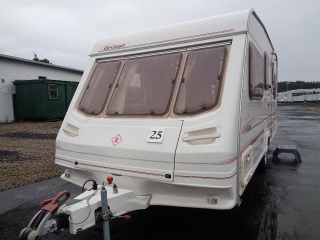 Caravan No. 25 – 2002 Sterling Cruach Torrin, 5 berth, £4,700 (SOLD)
