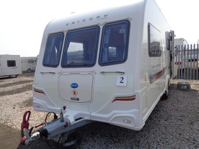 Caravan No. 02 – 2011 Bailey Unicorn Madrid, 4 berth, £13,500 (RESERVED)