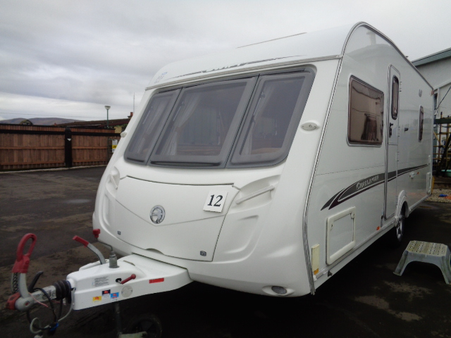 Caravan No. 12 – 2006 Swift Challenger 500, 4 berth, £8,900 (RESERVED)