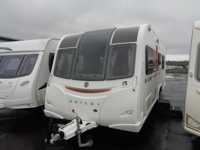 Caravan No. 15 – 2016 Bailey Unicorn Cordoba, 4 berth, £19,500